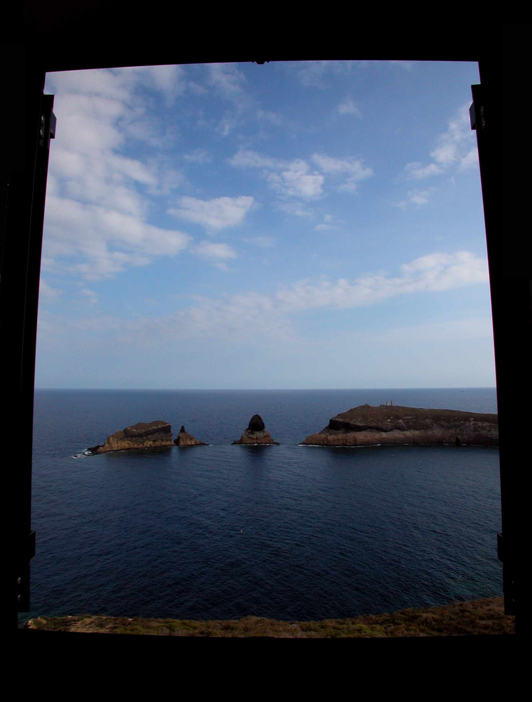 Window to the Columbretes Islands